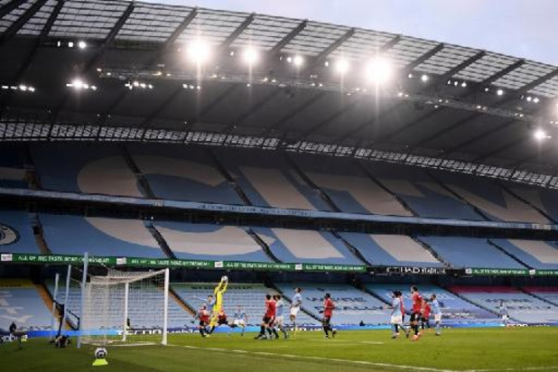 Manchester City annonce une perte de près de 150 millions d'euros pour la saison 2019-2020
