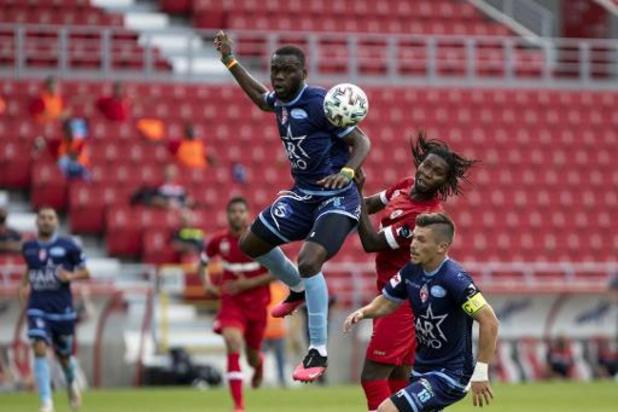 Jupiler Pro League - Antwerp raakt niet voorbij Moeskroen, Standard wint wel van Cercle
