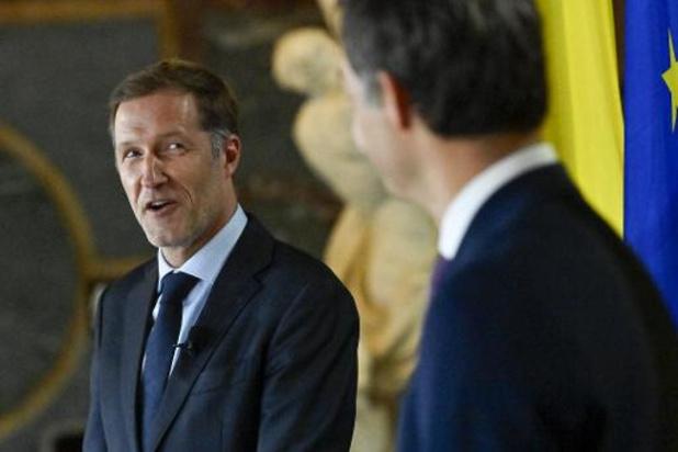 Accord gouvernement fédéral - Les militants du PS à Louvain-la-Neuve pour approuver l'accord de gouvernement