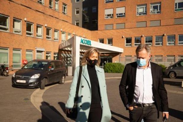 Ziekenhuiscentrum in Doornik plat door cyberaanval