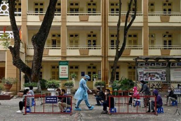 Vietnam tot 15 april in lockdown
