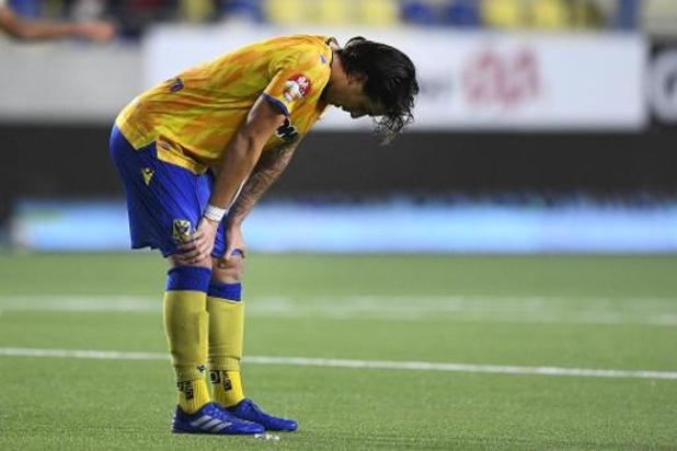 Jupiler Pro League - Sint-Truiden en Kortrijk scoren niet