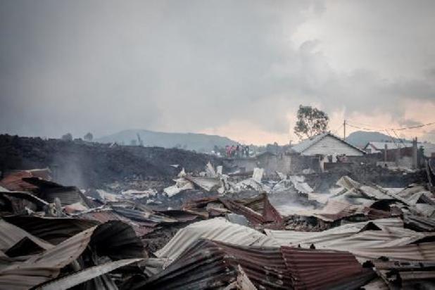 Volcan Nyiragongo: deux longues fissures apparaissent à Goma