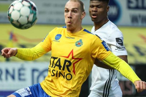 Waasland-Beveren bat Eupen et cède la dernière place au Cercle