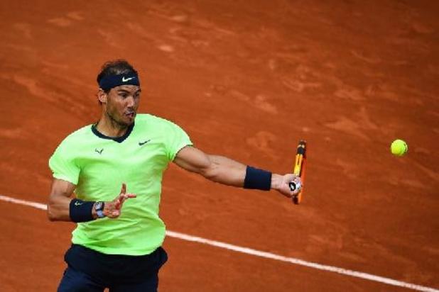 Roland-Garros - Rafael Nadal valide son ticket pour les huitièmes de finale