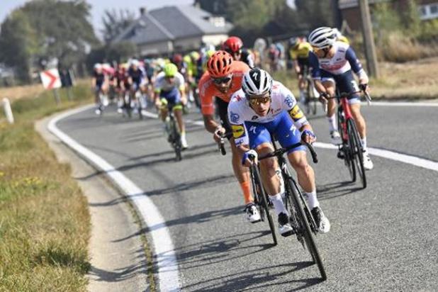 Tour d'Italie: Deceuninck-Quick Step dévoile sa sélection sans véritable leader
