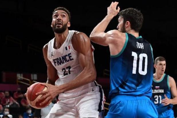 Basket: La France rejoint les États-Unis en finale