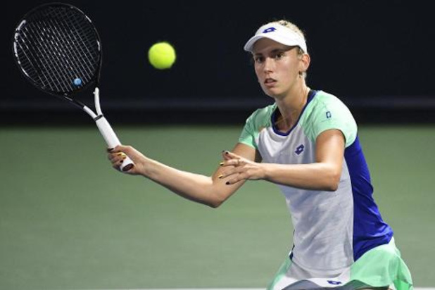 """Tennis - Elise Mertens : """"Les joueuses mentalement fortes auront un avantage à New York"""""""