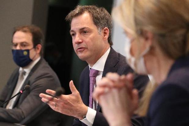 Accord interprofessionnel 2021-2022 - Le conseil des ministres avalise les premières mesures