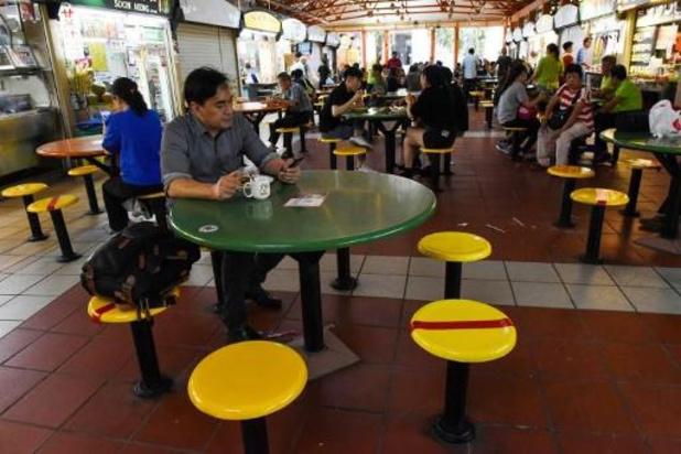 Singapour menace de prison ceux qui ne gardent pas leurs distances