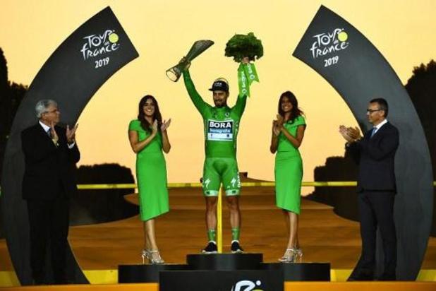 Peter Sagan part encore comme le grand favori pour le maillot vert