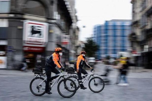 Infractions sur les rassemblements et fermeture dans l'horeca prioritaires pour la police