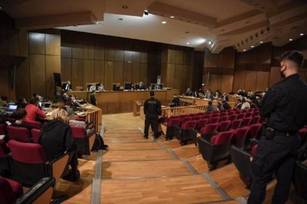 La cour pénale d'Athènes ordonne l'emprisonnement du chef du parti Aube dorée