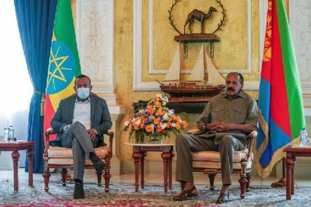 Conflict Ethiopië: Eritrea erkent aanwezigheid van troepen in Tigray en belooft ze terug te trekken