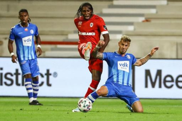 Jupiler Pro League - L'Antwerp arrache sa première victoire contre Gand, qui aligne une troisième défaite