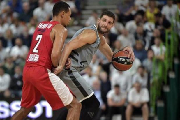 L'Euroligue de basket souhaite terminer la saison, au plus tard fin juillet