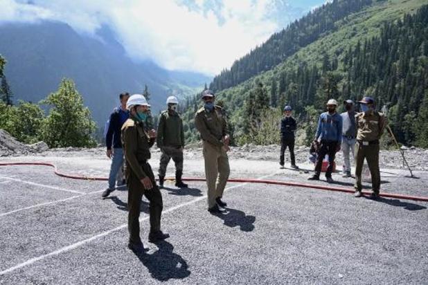 Himalaya: l'Inde inaugure un tunnel stratégique près d'une zone de conflit avec la Chine