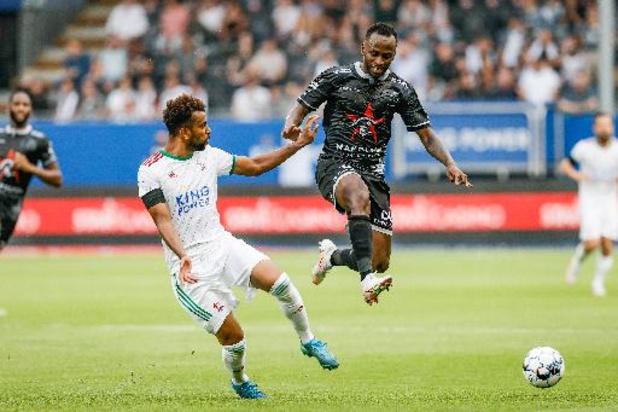 Saido Berahino (Zulte Waregem) rejoint Sheffield Wednesday, Kouassi (Genk) prêté à Arouca
