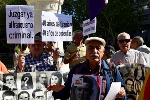 Spanje maakt werk van opgraving slachtoffers dictatuur