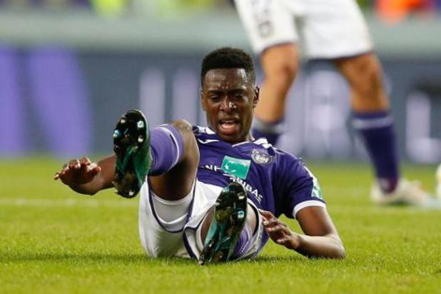 Anderlecht verlengt contract Sambi Lokonga tot 2023