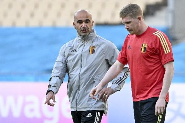 """Euro 2020 - Martinez à la veille du huitième contre le Portugal : """"Tout va dépendre du premier but"""""""