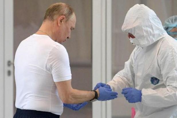 """Rusland heeft """"geen duidelijk beeld"""" van de omvang van de epidemie"""