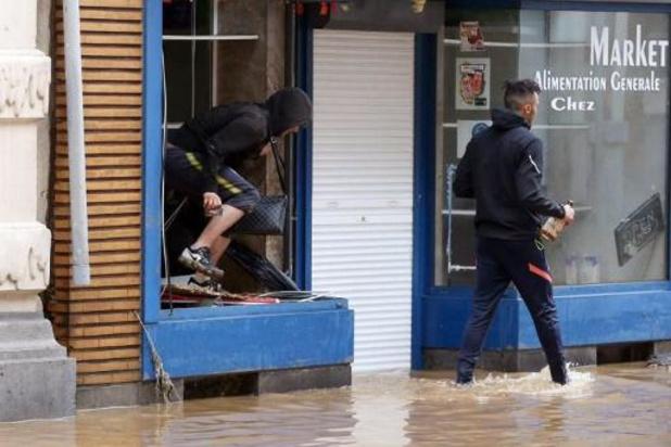 Federale politie zet elke nacht 80 agenten in om plunderingen in Luik tegen te gaan