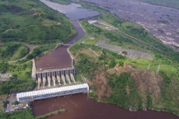 Un projet hydraulique colossal interrompu en RDC