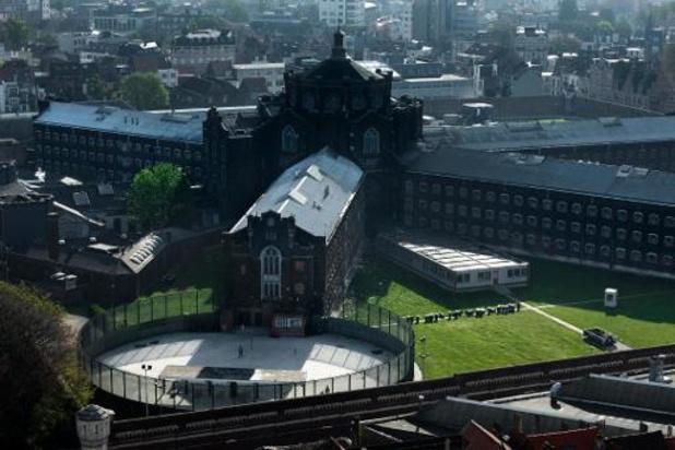 Six prisons flamandes sur dix atteignent l'objectif du service minimum