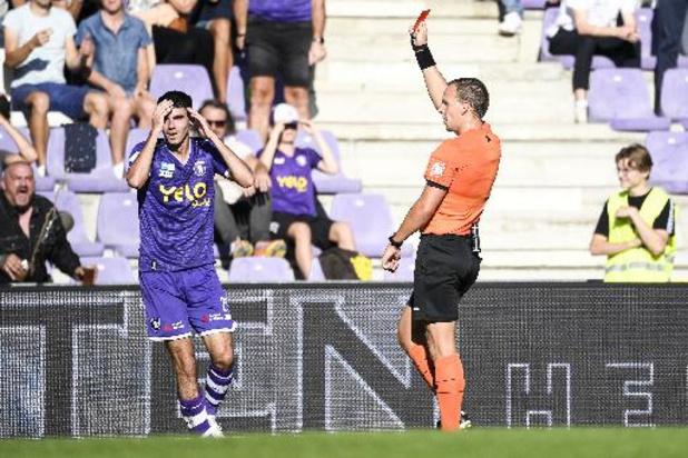 Jupiler Pro League - Thibault De Smet (Beerschot) suspendu 4 matchs