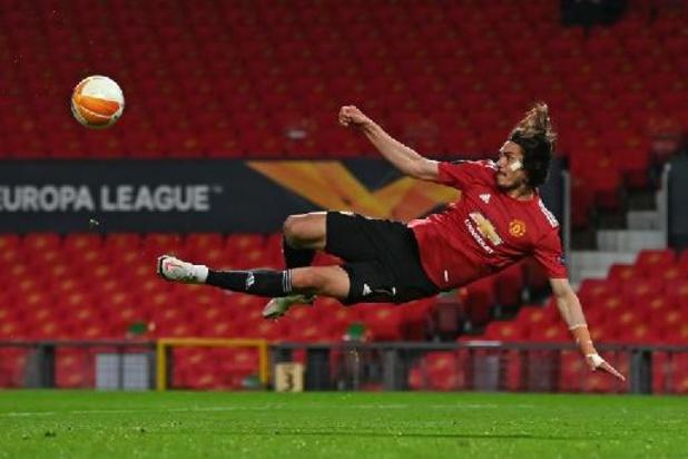 Europa League - Man United met één been in finale na 6-2 tegen Roma, Villarreal wint nipt van Arsenal