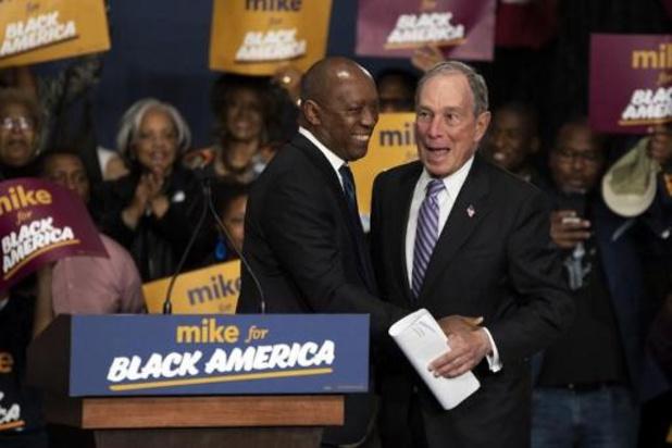 """Miljardair Bloomberg wil in debat tonen dat hij """"beste presidentskandidaat"""" is"""