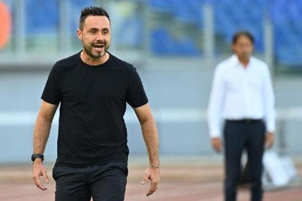 Super League - Serie A : L'entraîneur de Sassuolo voudrait boycotter le match contre le Milan AC