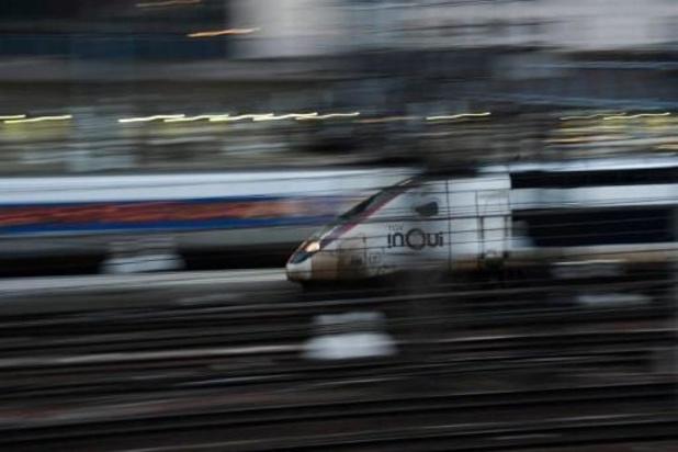 Les TGV et Intercités gratuits pour les personnels soignants