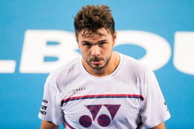 Open d'Australie: Wawrinka se joue de Medvedev en 8e de finale, Thiem pour la 1re fois en quarts de finale