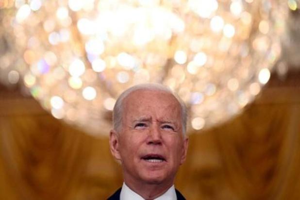 Biden annonce qu'il recevra une troisième dose de vaccin anti-Covid