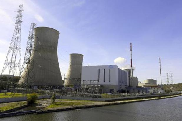 Kernreactor Tihange 1 ligt stil tot 10 juli