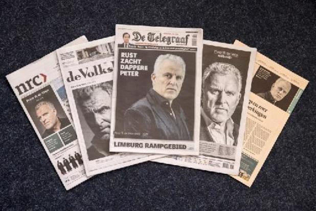 Nederlandse misdaadverslaggever overleden - Verdachten moord Peter R. de Vries voor raadkamer