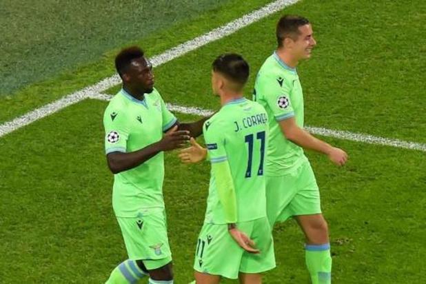 Ligue des Champions - Le Zenit et la Lazio partagent (1-1), Bruges peut prendre la tête du groupe