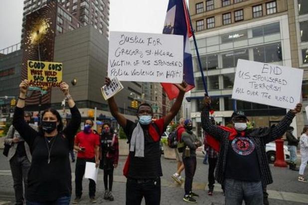 USA: la police ne protège pas les manifestants des violences, dénonce Amnesty