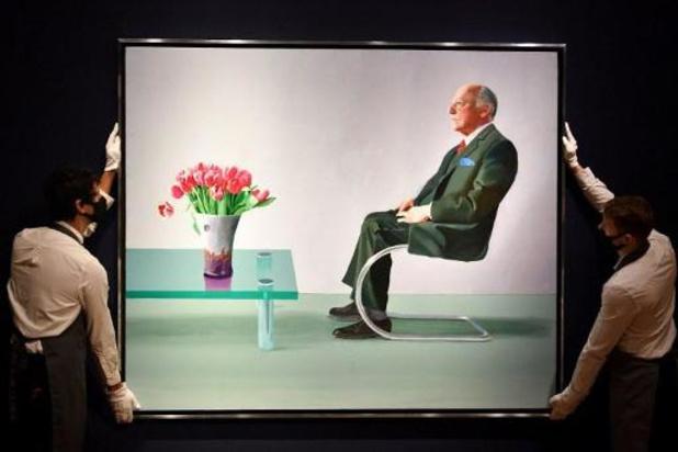 Coronavirus - Le Royal Opera House vend un tableau de Hockney pour survivre à la pandémie