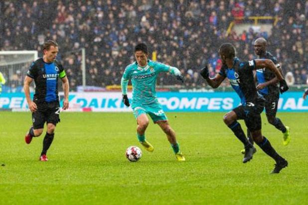 Jupiler Pro League - Club Brugge en Charleroi trappen nieuw seizoen zaterdag op gang