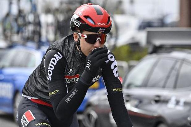 Mondiaux de cyclisme - Florian Vermeersch prend le départ du chrono avec ambition