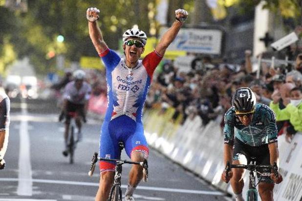"""Parijs-Tours - Démare """"moest opletten voor Stuyven"""""""
