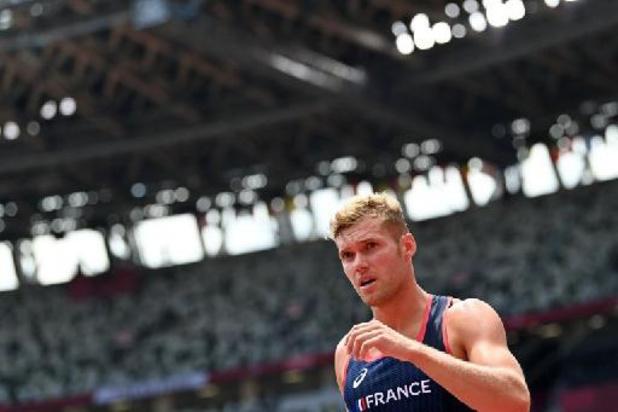 OS 2020 - Kevin Mayer in de problemen op tienkamp