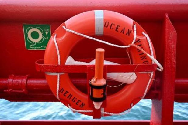 Eerste reddingsoperatie van 2021 voor Ocean Viking: 117 migranten gered