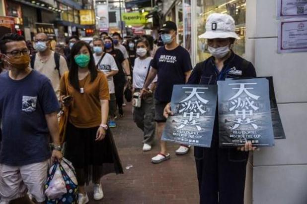 Le vote sur la loi relative à la sécurité à Hong Kong se rapproche