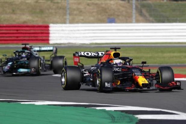 F1 - GP de Grande-Bretagne - Max Verstappen remporte la course sprint et partira en pole position