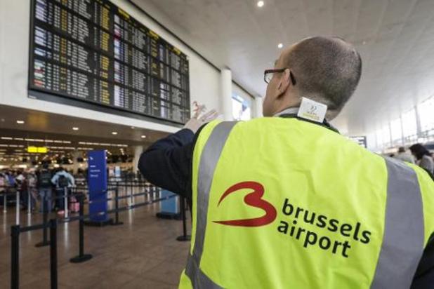 Brussels Airport et skeyes testent le déploiement de drones à l'aéroport