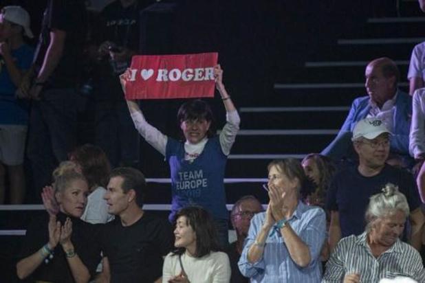 Laver Cup - Team Europa wint ook derde editie